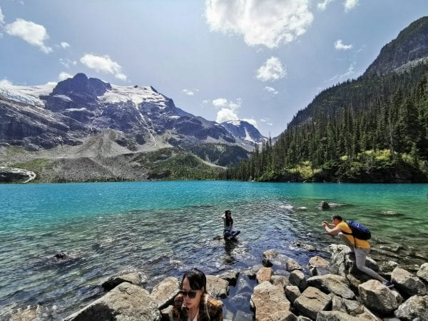 Canada's most beautiful Joffre Lakes Provincial Park 1