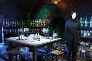 A Touch of Magic this Christmas at The Warner Bros. Studio Tour