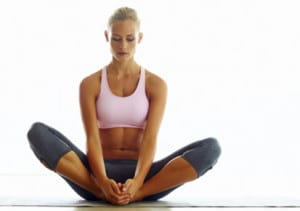 Butterfly-yoga-pose