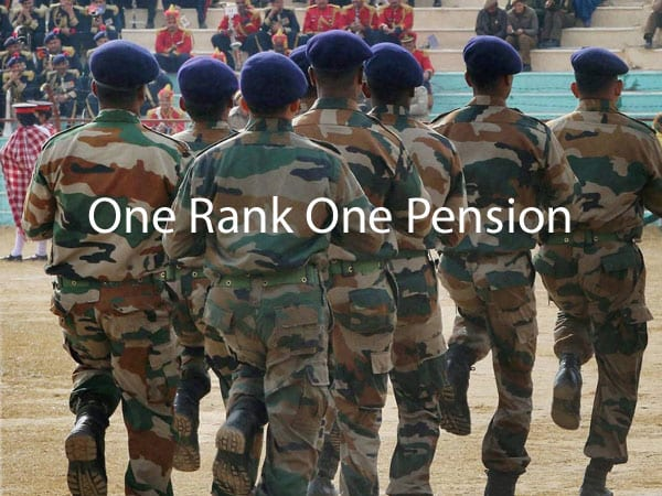 One Rank One Pension - 10 Things To Know 1