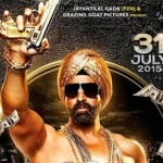 Singh is Bling - No Plot But Entertaining 20