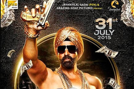 Singh is Bling - No Plot But Entertaining 1