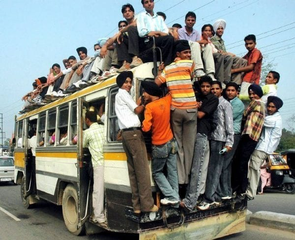 5 Types of People You'll Meet on a Bus 6