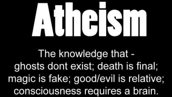 The Types of People You Meet If You are an Atheist 9