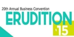 DSE organize ERUDITION : 20th Annual Business Convention 4