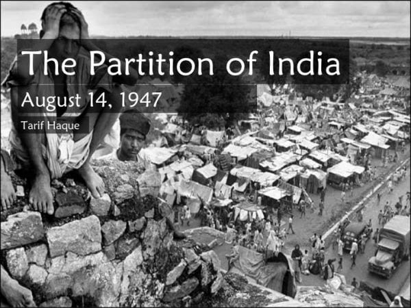 How Partition Changed India 9