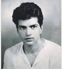 Dharmendra in the Good old days