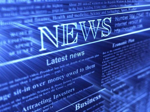 Poetry: Of News 16