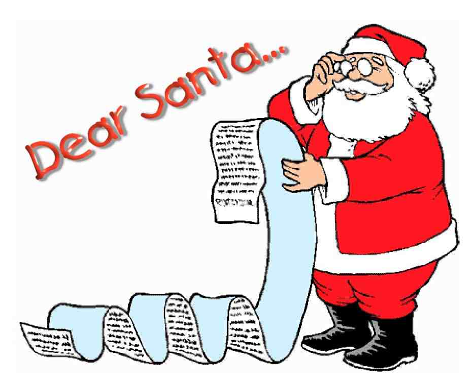 Letters to Santa---A Heart-Warming Tale 5