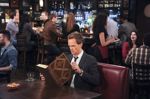 """""""Last Forever Parts One and Two"""" —Ted finally finishes telling his kids the story of how he met their mother, on the special one-hour series finale of HOW I MET YOUR MOTHER, Monday, March 31 (8:00-9:00 PM, ET/PT) on the CBS Television Network. Pictured: Neil Patrick Harris as Barney. Photo: Ron P. Jaffe/Fox © 2014 Fox Television. All rights reserved"""
