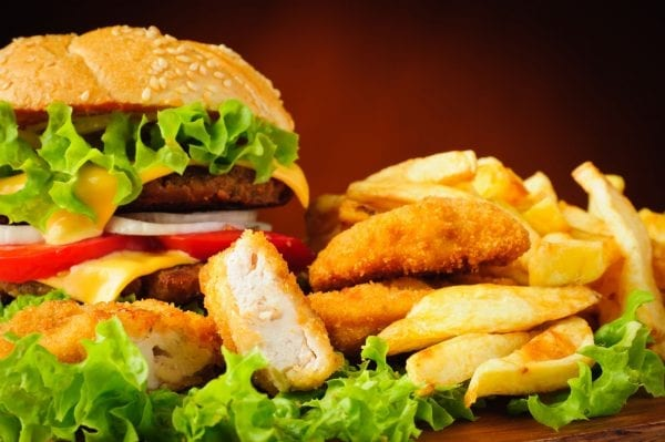 Fast Food Chains - A Back Stabber With Health Hazards! 1