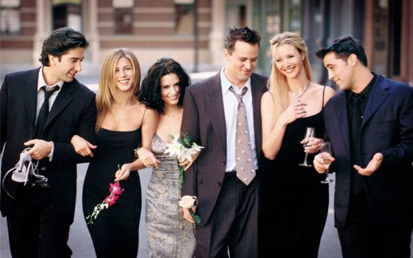 10 Life Lessons Learned From the FRIENDS 4