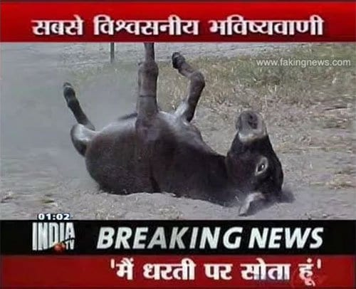 Ten Ridiculous Things That Happen Only In India! 1