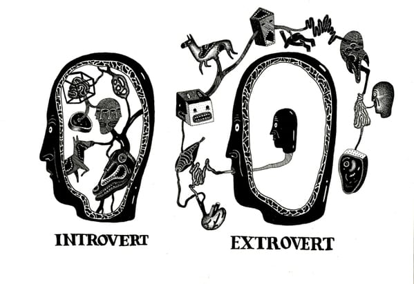 What Does Being an Introvert and Extrovert Mean? 2
