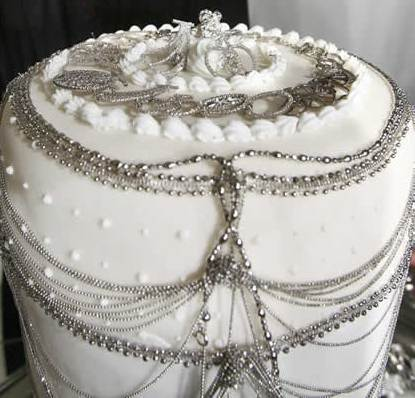 Platinum Cake Most Expensive Desserts