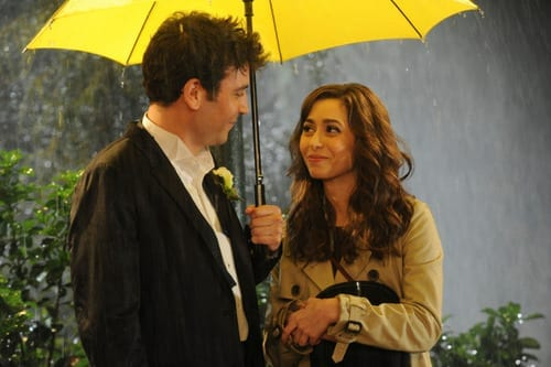 """""""Last Forever Parts One and Two"""" —Ted finally finishes telling his kids the story of how he met their mother, on the special one-hour series finale of HOW I MET YOUR MOTHER, Monday, March 31 (8:00-9:00 PM, ET/PT) on the CBS Television Network. Pictured: Josh Radnor as Ted, Cristin Milioti as Tracy. Photo: Ron P. Jaffe/Fox © 2014 Fox Television. All rights reserved"""