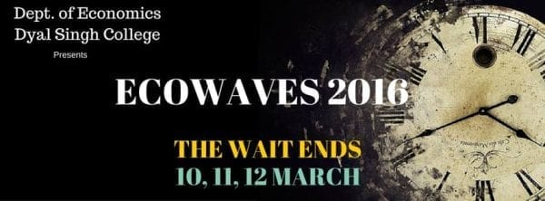 Dyal Singh College Presents Ecowave 2016 13