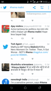 Should Hema Malini Have Gone Back to Her Constituency?