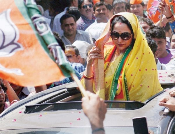 Should Hema Malini Have Gone Back to Her Constituency? 4