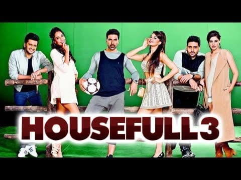 Why Housefull 3 Received Negative Reviews, Despite Being A Super Hit? 1