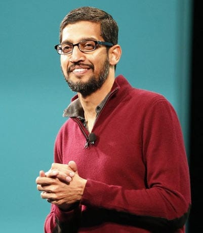 Sundar Pichai and 4 Other Indians Receive 'Pride Of America' Award 5