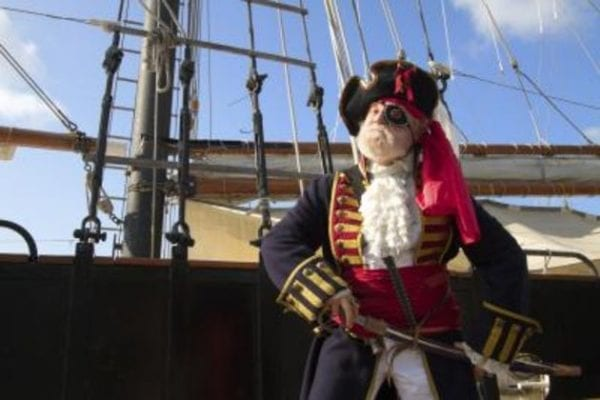 Why Did Pirates Wear Eye Patches? 4