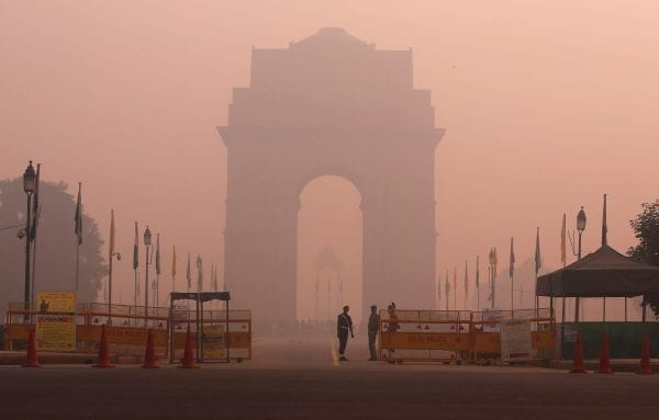 Delhi wakes up to this after Diwali 1