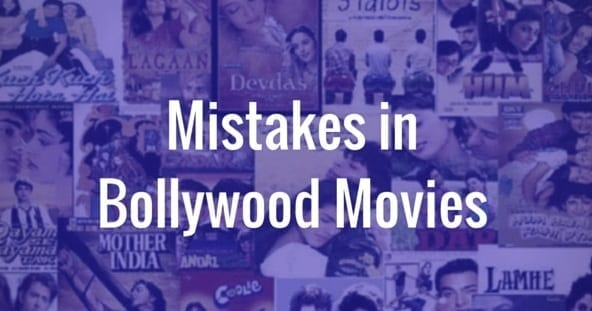 10 mistakes in Bollywood movie that went unnoticed 4