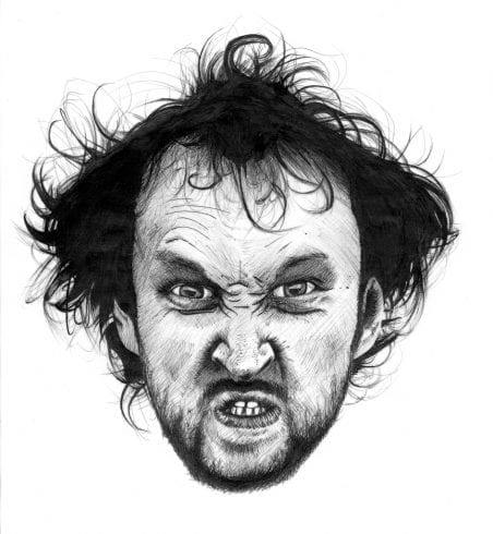 Image result for angry person