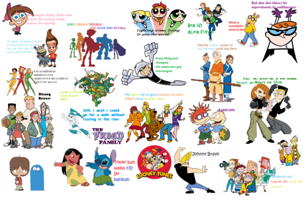 10 Awesome Cartoons That Every 90's Kid Loved 4