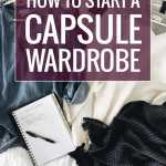 15 Must-haves For A Quintessential Capsule Wardrobe 15