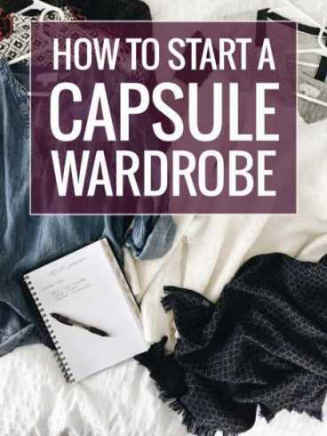 15 Must-haves For A Quintessential Capsule Wardrobe 4