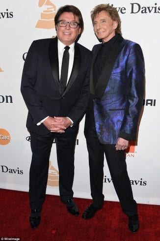 Image result for barry manilow gay