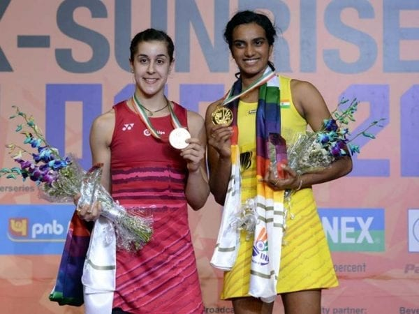 Sindhu avenges the Olympic Gold: Indian Open 2017 1
