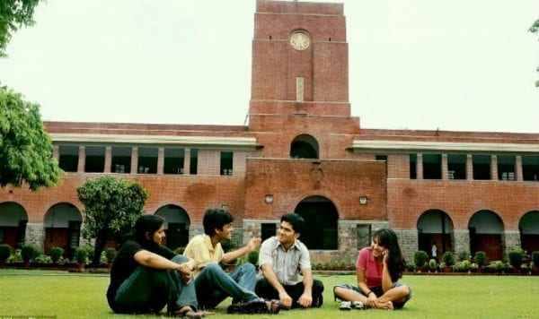 What Makes the University of Delhi Different? 3