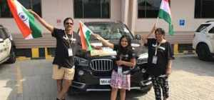 Indian Couple Covers 19 Countries In A 72-Day Road Trip 1