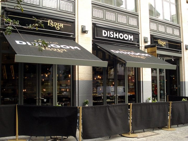 The UK's New Wave of Indian Restaurants 2