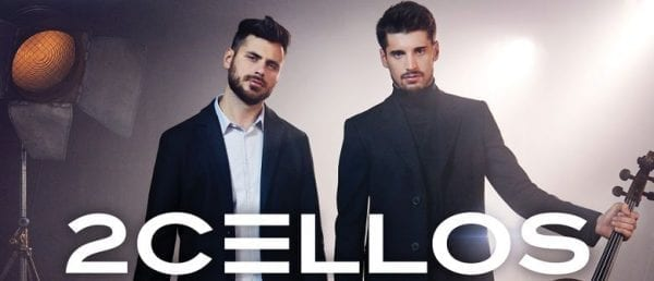 2Cellos Tour - Their Show Is Worth Seeing 1
