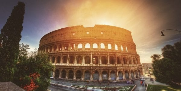 Colosseum In Rome: Some Fascinating Travel Places Around Italy 1