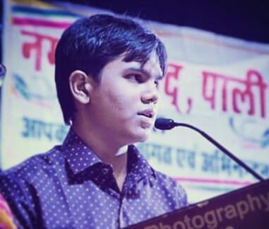 Shreyans Bokadiya - A Young Achiever and Inspirer of Youth 1