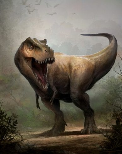 The Top 5 Dinosaurs that Ruled Canada 1