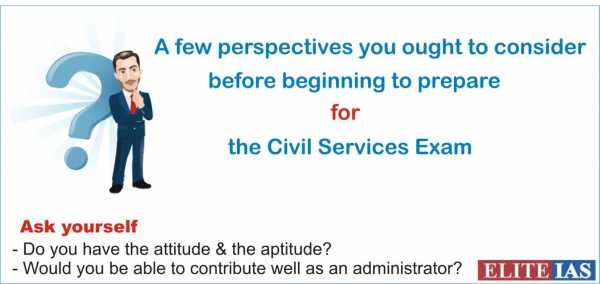 What you should know before beginning to Prepare for the Civil Services exam? 4