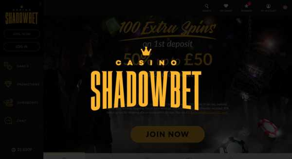 Services Offered By Shadowbet Online Casino 1