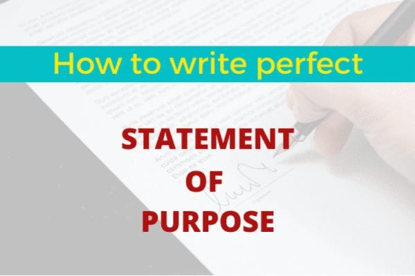 Quick Tips to Write a Perfect SoP to Study MBA from the UK 4
