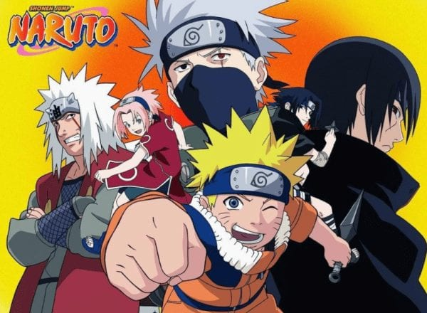 Find Naruto Online - The Best Sites To Find your Favorite Hero 4