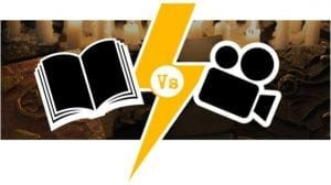 Books Vs. Movies: What do you Prefer? 5