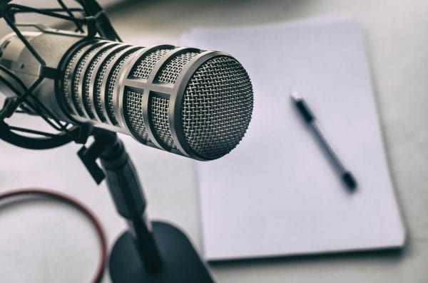 Not All Heroes Wear Capes, Some Just Record Podcasts So You Can Stay Entertained! 1