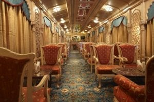 The Royal Palace Train In India: Luxury Redefined 4