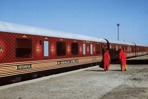 The Royal Palace Train In India: Luxury Redefined 2