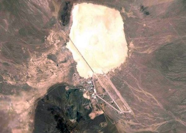 Area 51, the United States of America